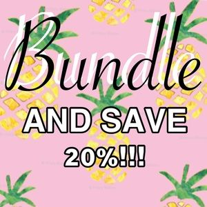 💕Bundle my items for an instant discount 🍍